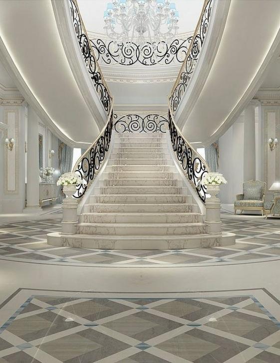 Creative Modern Grand Staircase Image 415