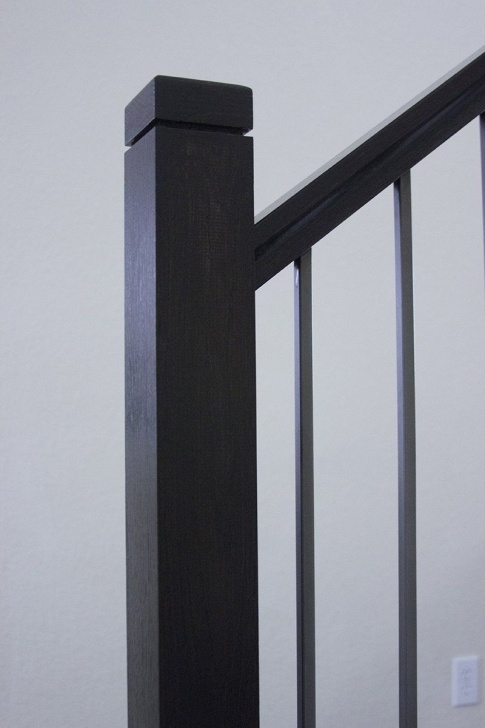Creative Modern Newel Post Picture 274