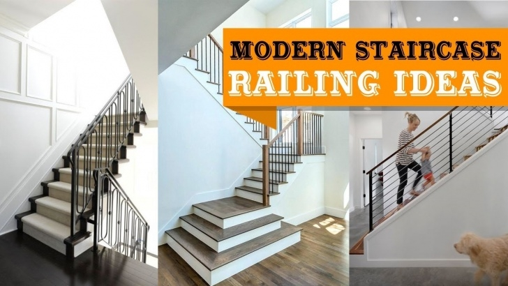 Creative Modern Stair Railing Picture 718