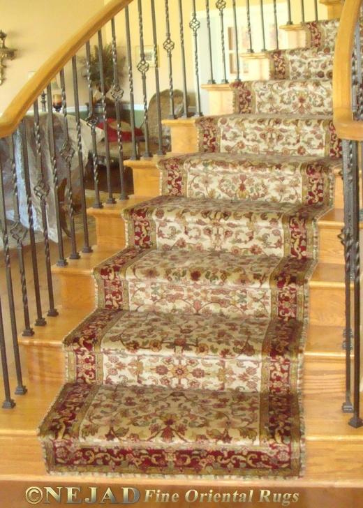 Creative Oriental Stair Runners Image 903
