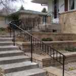 Creative Outdoor Stair Railings Picture 092