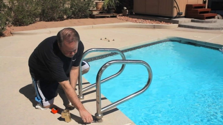 Creative Pool Step Rails Picture 504