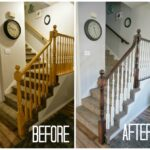 Creative Refinish Stair Railing Picture 708