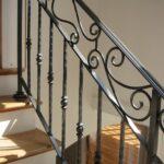 Creative Rod Iron Handrails Photo 413
