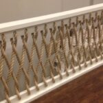 Creative Rope Stair Rail Picture 669