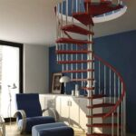 Creative Spiral Stairs For Small Spaces Image 167
