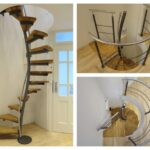 Creative Spiral Stairs For Small Spaces Photo 004