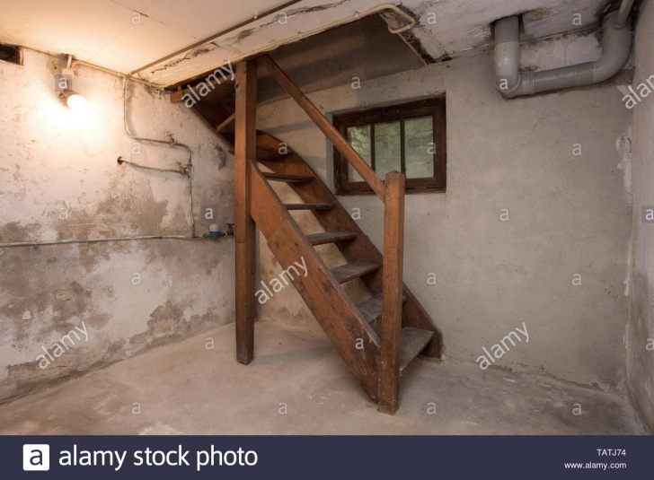 Creative Stairs Leading To Basement Photo 731