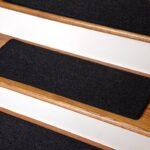 Creative Wedge Shaped Carpet Stair Treads Photo 346