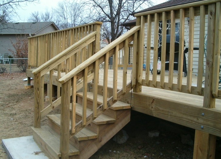 Creative Wooden Handrails For Outdoor Steps Picture 307