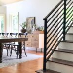 Easy Black Metal Handrail Image 457