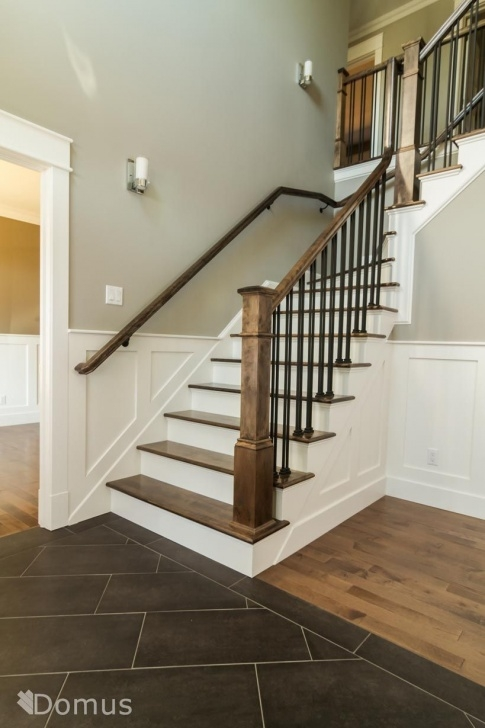 Easy Black Spindle Staircase Image 302