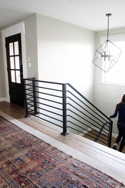 Easy Diy Horizontal Stair Railing Image 159