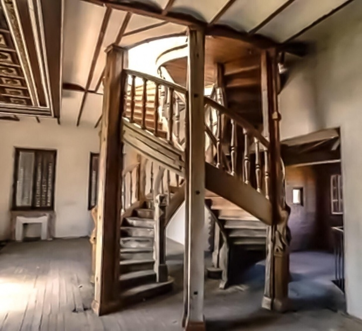 Easy Double Spiral Staircase Image 918