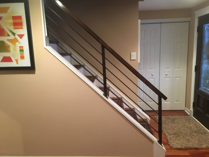 Easy Indoor Stair Railings Photo 777