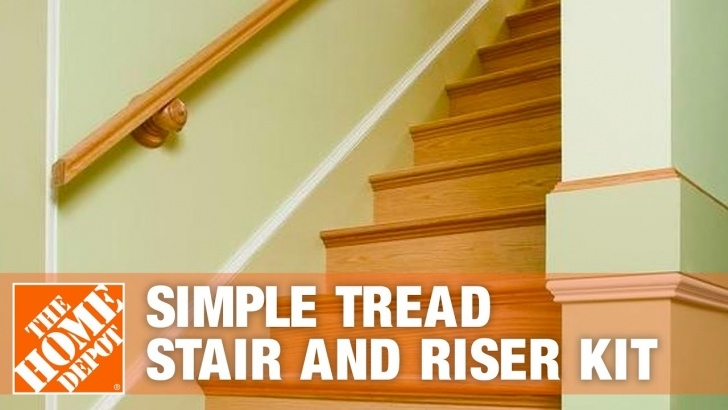 Easy Oak Stair Treads And Risers Photo 600