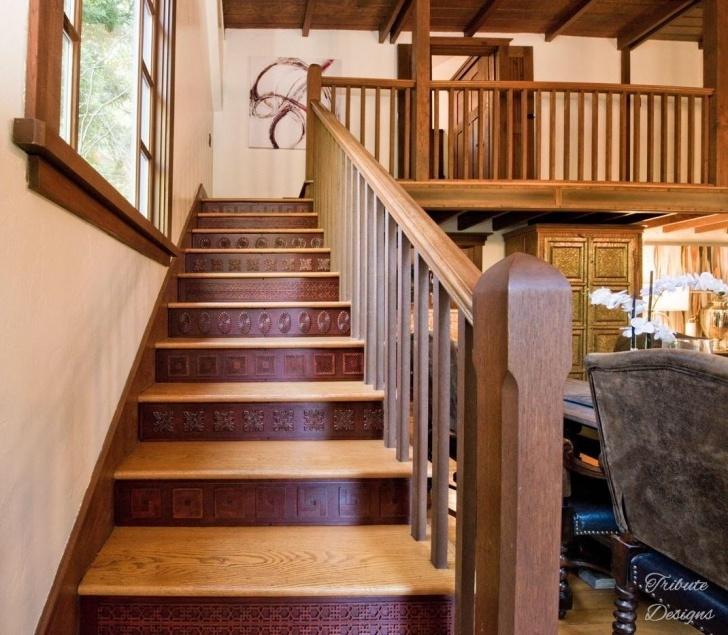 Easy Wood Stair Risers Image 009