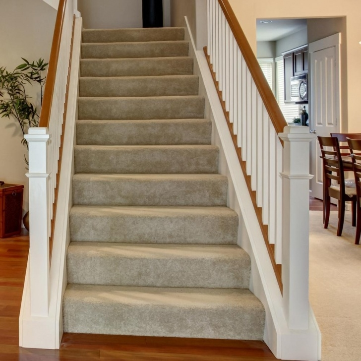 Fantastic Carpet Stair Treads Home Depot Image 496