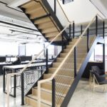 Fantastic Commercial Stair Railing Image 336