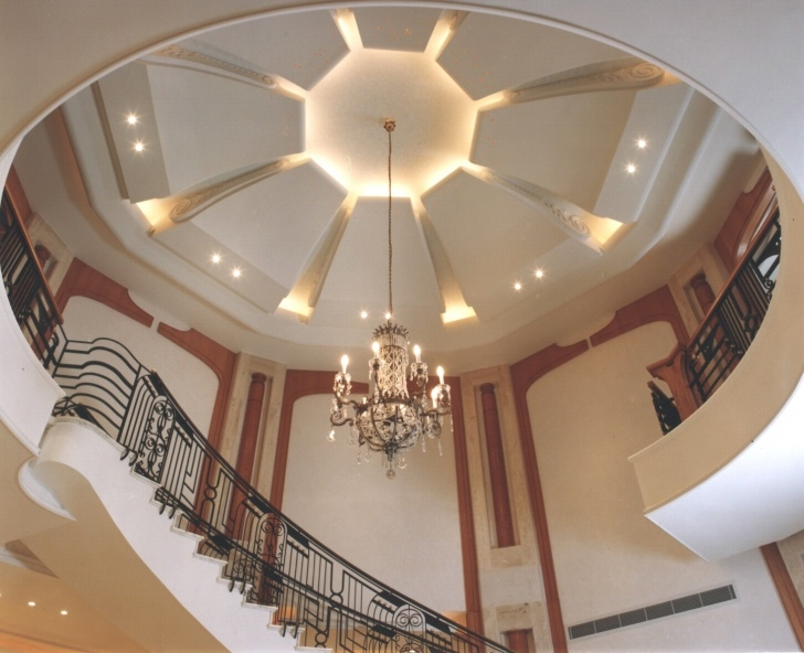 Fantastic False Ceiling Over Stairs Picture 206