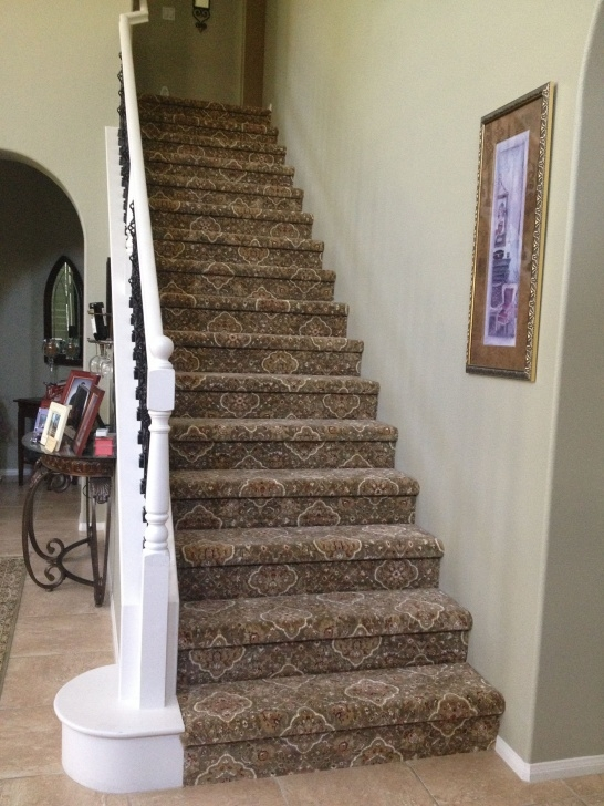 Fantastic Fully Carpeted Stairs Picture 172