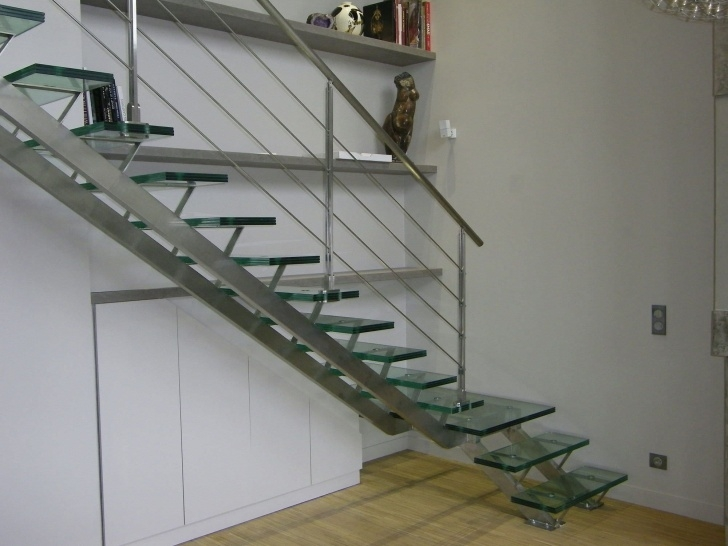 Fantastic Glass And Chrome Banisters Photo 246