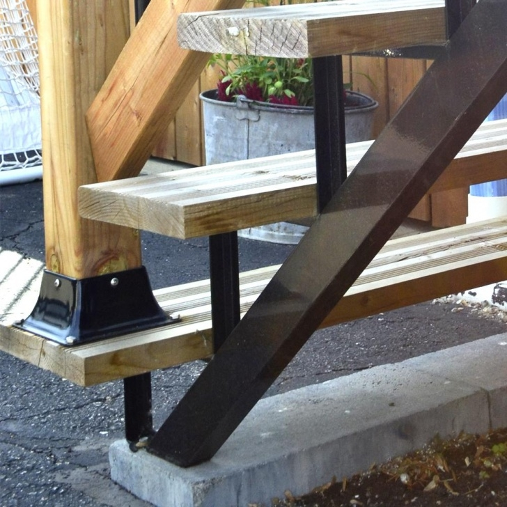 Fantastic Outdoor Stair Stringers Photo 144