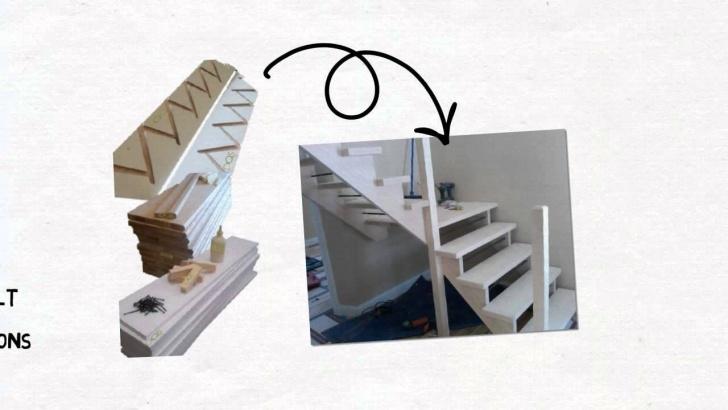 Fantastic Prefab Basement Stairs Photo 591