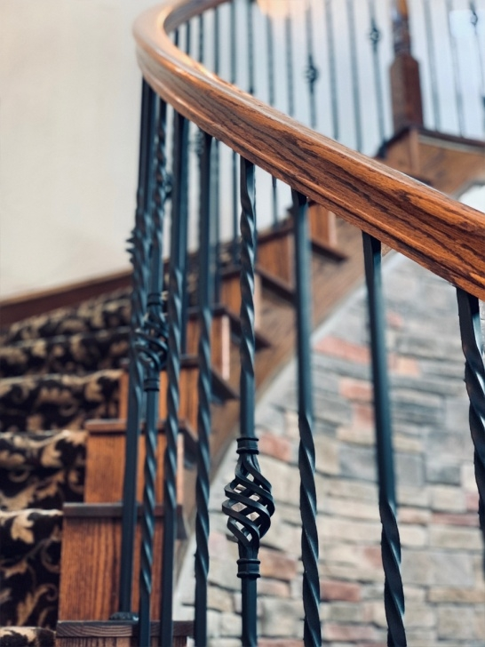 Fantastic Rod Iron Balusters Image 574