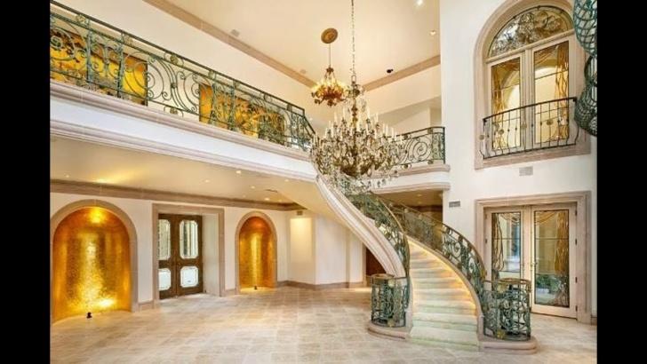 Fantastic Round Staircase Designs Interior Picture 590