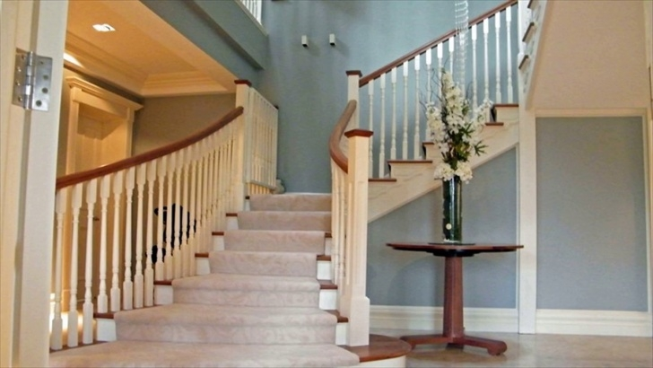 Fantastic Stair Hall Design Image 714