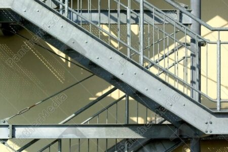 Steel For Staircase