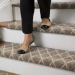 Fantastic Wedge Shaped Carpet Stair Treads Photo 593