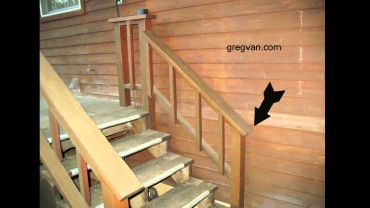 Fantastic Wooden Handrails For Steps Image 972