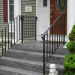 Fantastic Wrought Iron Railings For Steps Image 129