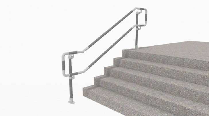 Fascinating Ada Stair Handrail Photo 734
