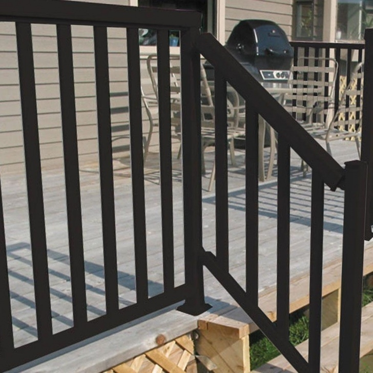Fascinating Aluminum Railings For Steps Picture 348