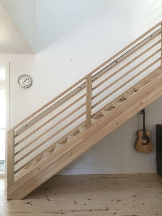 Fascinating Diy Horizontal Stair Railing Picture 200