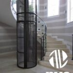 Fascinating Domestic Spiral Staircase Photo 544