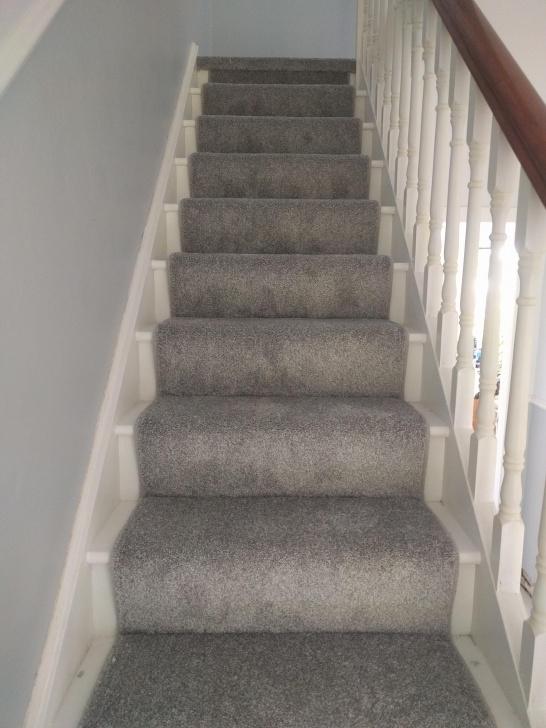Fascinating Grey Carpet Stairs And Landing Image 073