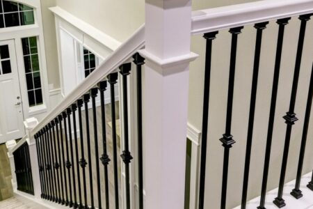 Handrail And Balusters