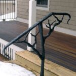 Fascinating Handrails For Outside Steps Image 057