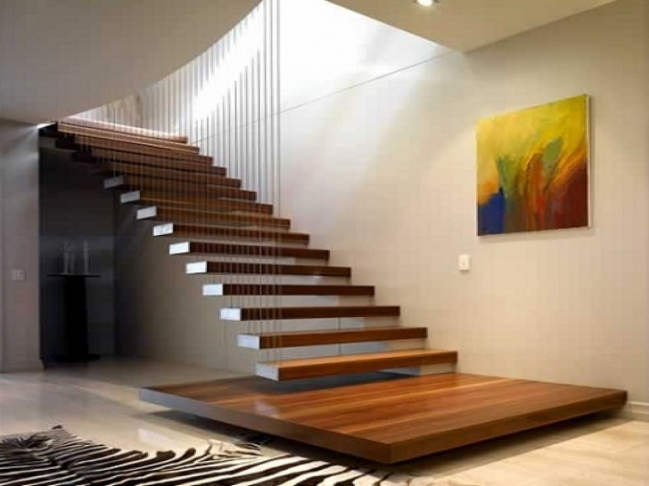 Fascinating Hanging Stairs Design Image 818