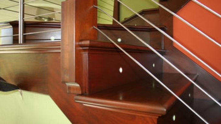 Fascinating Outdoor Stair Railing Installers Near Me Photo 138