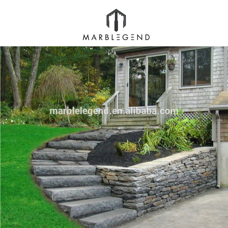 Fascinating Outdoor Stone Steps Image 197