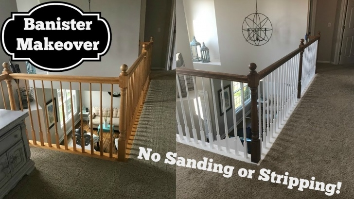 Fascinating Refinish Stair Railing Picture 885
