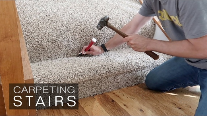 Fascinating Replacing Stair Carpet Image 963