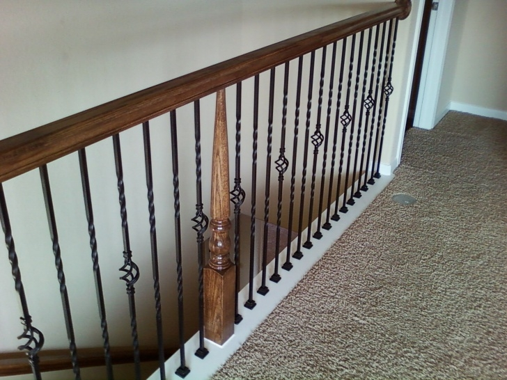 Fascinating Rod Iron Balusters Image 216