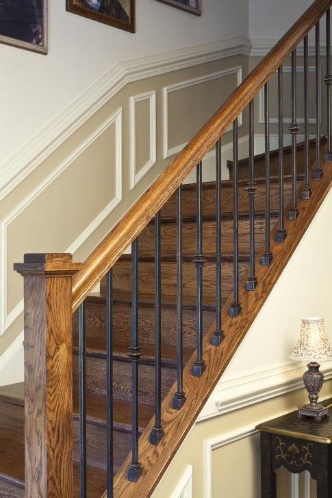 Fascinating Stair Railing Spindles Image 087