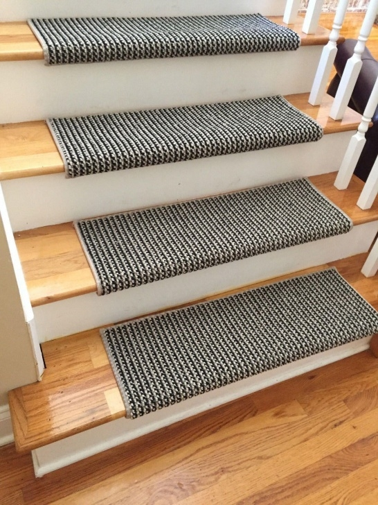 Fascinating Stair Treads For Carpeted Steps Photo 293